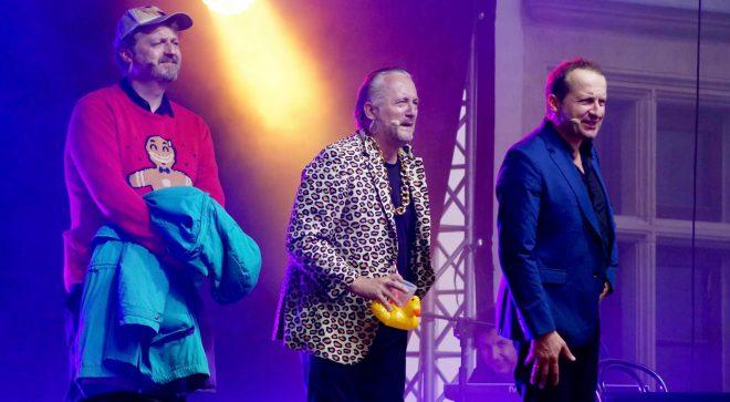 Kabaret Moralnego Niepokoju zabawiał publiczność w Szydłowcu