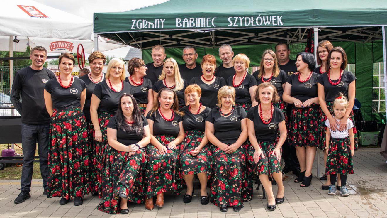 """KWG """"Zgrany Babiniec"""" w Szydłówku zorganizowało festyn"""