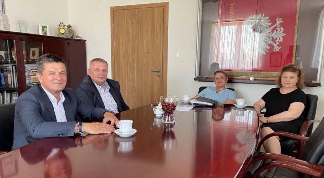 Nowy dyrektor Zarządu Dróg Powiatowych w Szydłowcu
