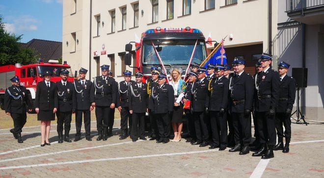 Obchody 120-lecia powstania OSP w Szydłowcu