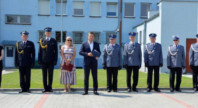 Jak wyglądało Święto Policji w Szydłowcu?