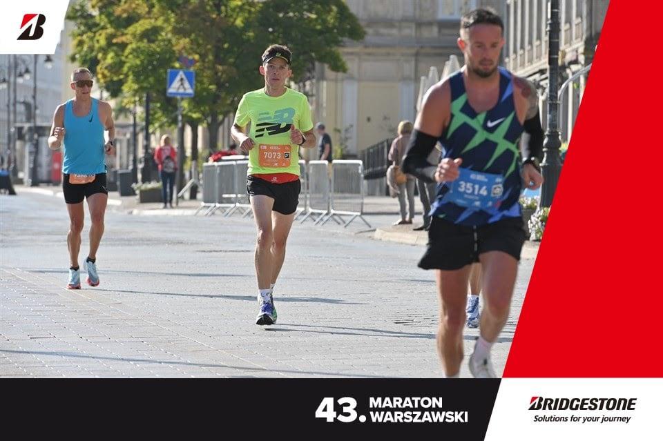 Bardzo dobry debiut Grzegorza Banaszczyka w maratonie