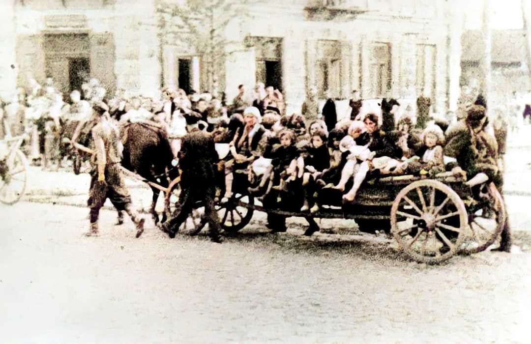 Likwidacja getta w Szydłowcu. 79. rocznica tamtych wydarzeń.