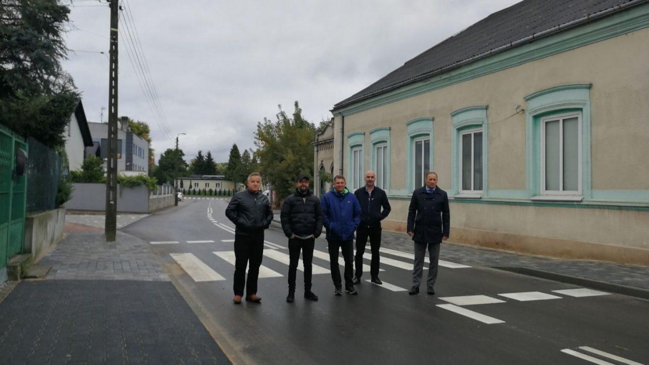 Ulica Garbarska wyremontowana