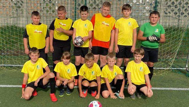 Turniej Piłki Nożnej dla dzieci