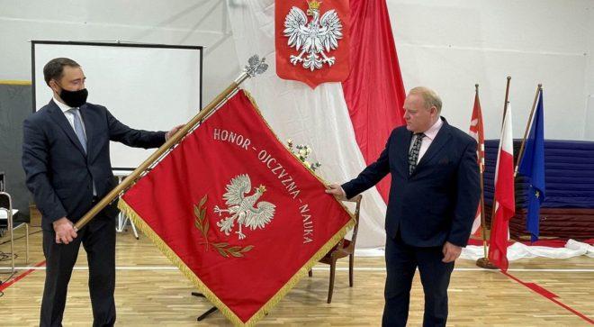 """Rozpoczęcie roku szkolnego w """"Sienkiewiczu"""""""
