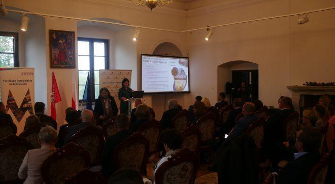W Szydłowcu odbyła się konferencja regionalna