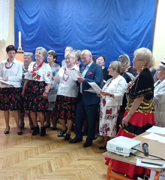 Międzynarodowy Dzień Osób Starszych w Orońsku