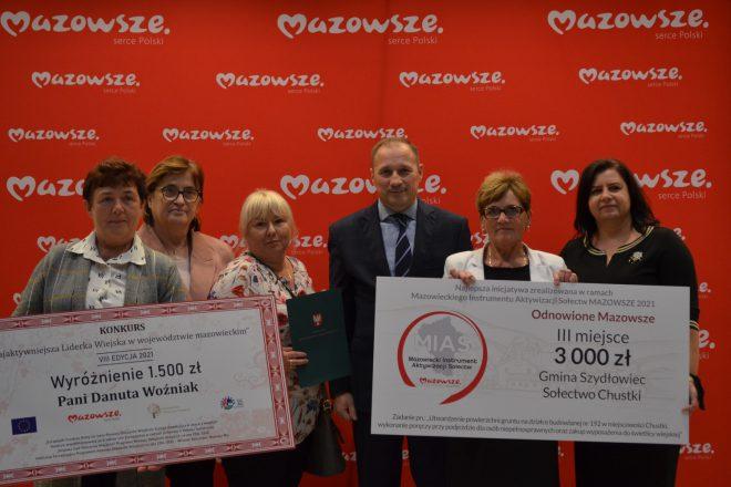 Mazowiecka Gala Aktywizacji Obszarów Wiejskich 2021