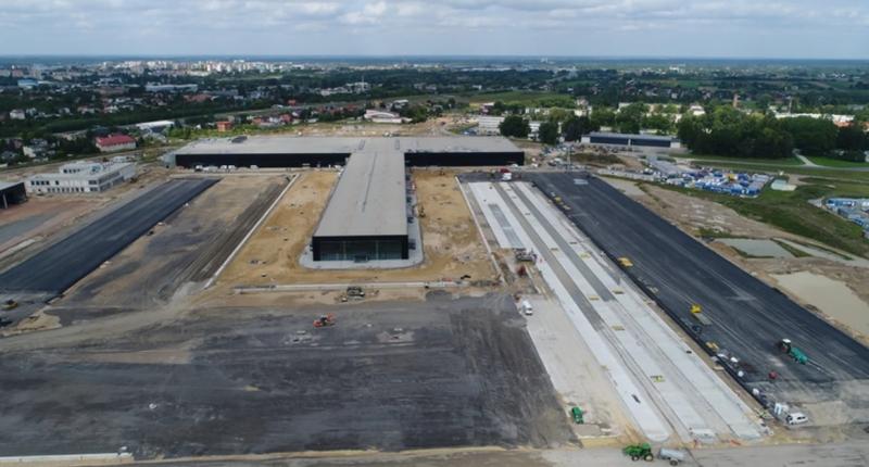Lotnisko w Radomiu szuka najemców powierzchni terminala