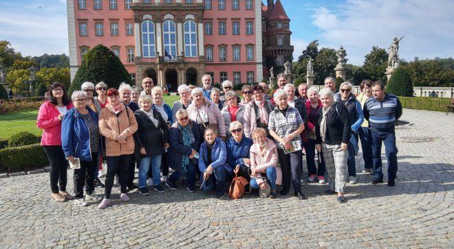 Seniorzy z gminy Jastrząb na Dolnym Śląsku