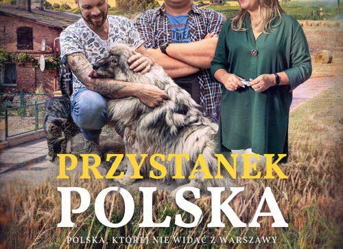 Przystanek Polska, a na nim Szydłowiec