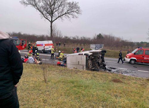 Tragiczny wypadek w Zdziechowie