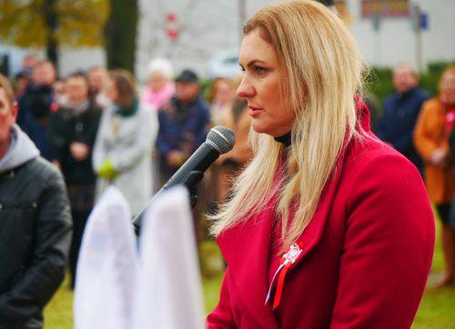 Poseł Agnieszka Górska zawieszona w prawach członka PiS