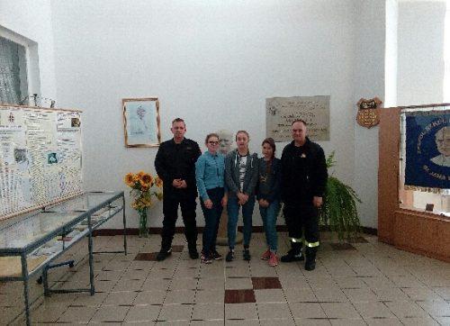Uczniowie z Szydłowca w ogólnopolskim etapie turnieju wiedzy pożarniczej