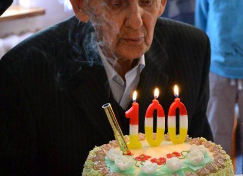 Mieszkaniec Szydłowca skończył 100 lat!