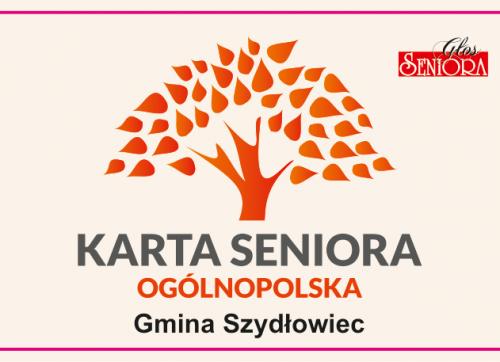 Ogólnopolska Karta Seniora w Szydłowcu