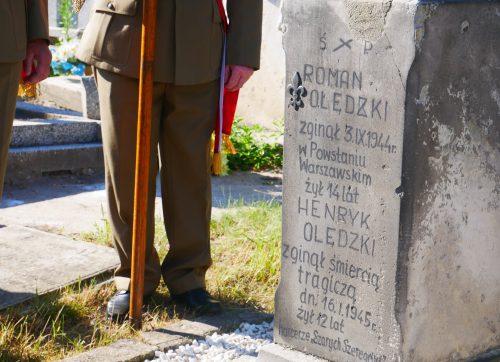 Szydłowiec pamiętał w 76. rocznicę Powstania Warszawskiego