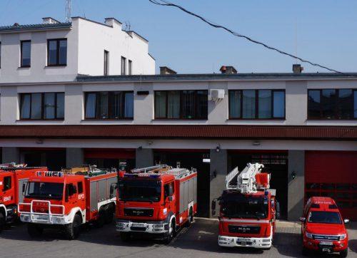 998=112 nowy sposób powiadamiania straży pożarnej