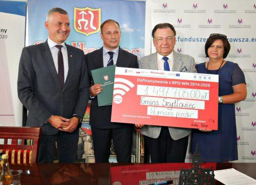 Blisko 1,5 mln zł na wymianę pieców