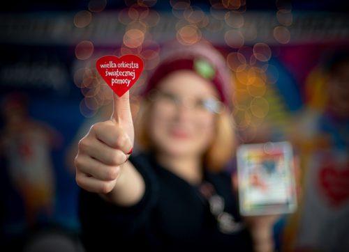 Komunikat policji do wolontariuszy Wielkiej Orkiestry Świątecznej Pomocy