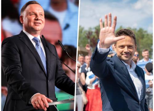 Na kogo zagłosują internauci w II turze wyborów prezydenckich? (SONDA)
