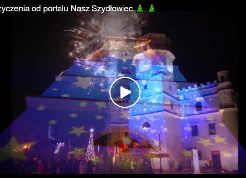 Świąteczne życzenia od portalu Nasz Szydłowiec